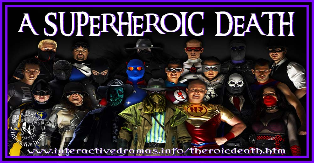 A Superheroic Death